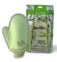 Martini Spa Rukavica za masažu od lufe I vlakana bambusa 4851BAM Martini Bamboo