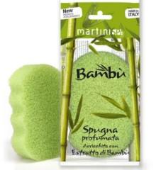 Martini Spa Sunđer za kupanje sa mirisom bambusa 4850BAM Martini Bamboo