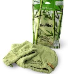 Martini Spa Turban za kosu od vlakana bambusa 4852BAM Martini Bamboo