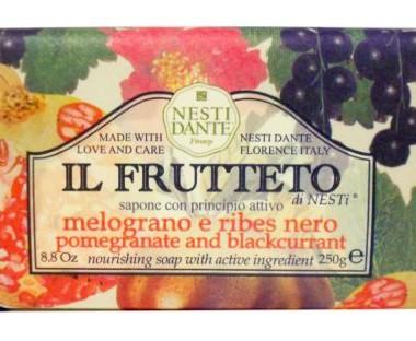 Nesti Dante Nar i crna ribizla 250gr Il Fruteto