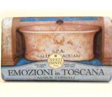 Nesti Dante Termalne vode 250gr Emozioni in Toscana